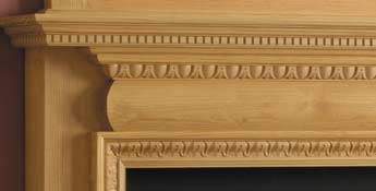 GB Mantels Fire Surround Detail